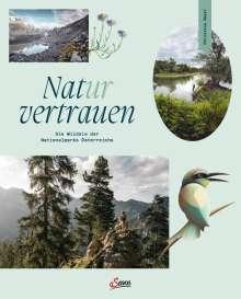 Christina Geyer: Naturvertrauen, Buch