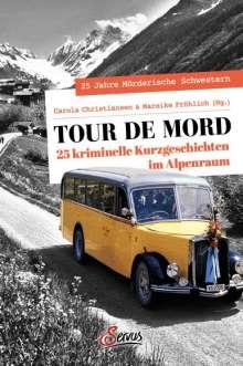 Sybille Baecker: Tour de Mord, Buch