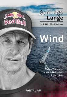 Santiago Lange: Luft holen, Buch