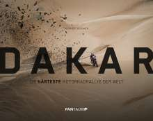 Werner Jessner: Dakar, Buch