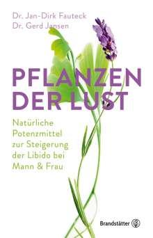 Jan-Dirk Fauteck: Pflanzen der Lust, Buch