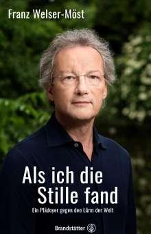 Franz Welser-Möst: Als ich die Stille fand, Buch