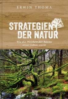 Erwin Thoma: Strategien der Natur, Buch