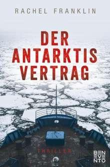 Rachel Franklin: Der Antarktisvertrag, Buch