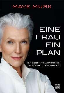 Maye Musk: Eine Frau, ein Plan, Buch