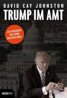David Cay Johnston: Trump im Amt, Buch