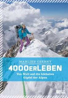 Marlies Czerny: 4000erleben, Buch