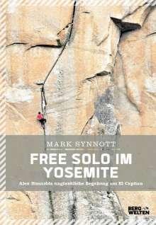 Mark Synnott: Free Solo im Yosemite, Buch