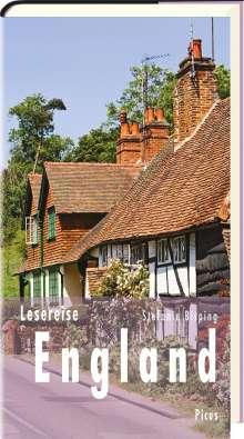 Stefanie Bisping: Lesereise England, Buch