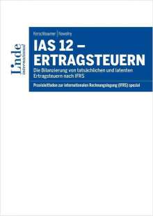 Helmut Kerschbaumer: IAS 12 - Ertragsteuern, Buch