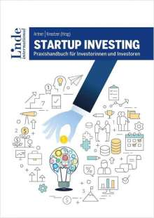 Michael Altrichter: Startup Investing, Buch