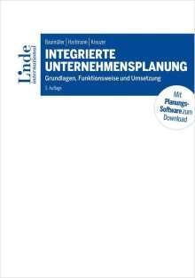 Josef Baumüller: Integrierte Unternehmensplanung, 1 Buch und 1 Diverse