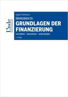 Martin Angerer: Übungsbuch zu Grundlagen der Finanzierung, Buch