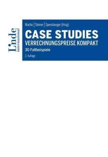 Roland Macho: Case Studies Verrechnungspreise kompakt, Buch