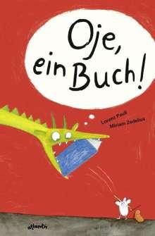 Lorenz Pauli: Oje, ein Buch!, Buch