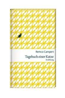 Remco Campert: Tagebuch einer Katze, Buch