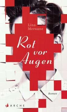 Lina Meruane: Rot vor Augen, Buch