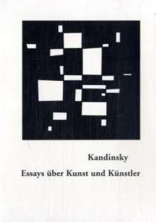 Wassily Kandinsky: Essays über Kunst und Künstler, Buch