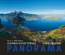 PANORAMA. Vierwaldstättersee. Lake of Lucerne, Buch