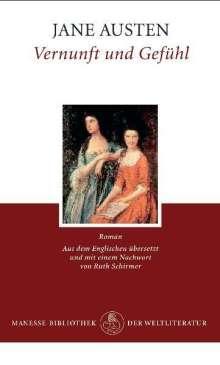 Jane Austen: Vernunft und Gefühl, Buch