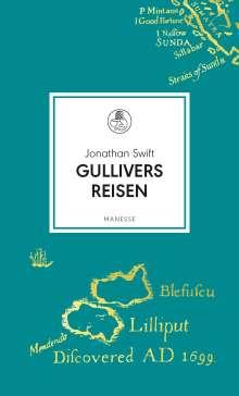 Jonathan Swift: Gullivers Reisen, Buch