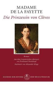 Marie-Madeleine de La Fayette: Die Prinzessin von Clèves, Buch
