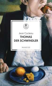 Jean Cocteau: Thomas der Schwindler, Buch