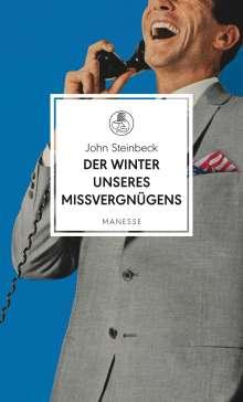 John Steinbeck: Der Winter unseres Missvergnügens, Buch