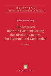 Peter Athanas: Kommentar zum Schweizerischen Steuerrecht / Bundesgesetz über die Harmonisierung der direkten Steuern der Kantone und Gemeinden (StHG), Buch