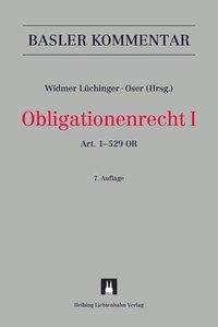 Walter Fellmann: Obligationenrecht I, Buch