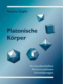 Renatus Ziegler: Platonische Körper, Buch