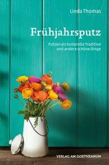 Linda Thomas: Frühjahrsputz, Buch