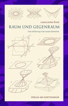 Louis Locher-Ernst: Raum und Gegenraum, Buch