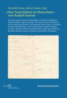 """""""Das Tonerlebnis im Menschen"""" von Rudolf Steiner, Buch"""
