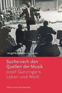 Angelika Feind-Laurents: Suche nach den Quellen der Musik, Buch