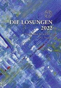 Die Losungen für Deutschland 2022 - Geschenkausgabe Normalschrift, Buch