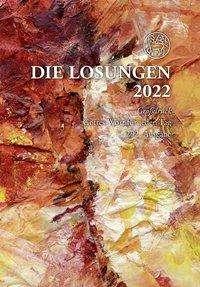 Die Losungen 2022 für Deutschland - Geschenkausgabe, Großdruck, Buch