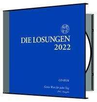 Die Losungen für Deutschland 2022 / Losungs-CD, CD-ROM