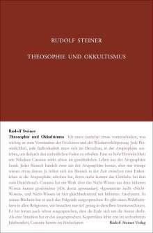 Rudolf Steiner: Theosophie und Okkultismus, Buch