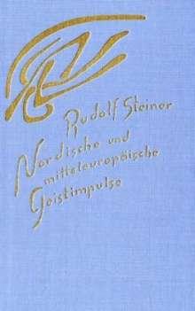 Rudolf Steiner: Nordische und mitteleuropäische Geistimpulse, Buch