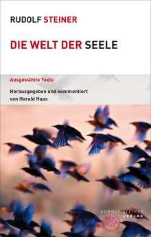 Rudolf Steiner: Die Welt der Seele, Buch