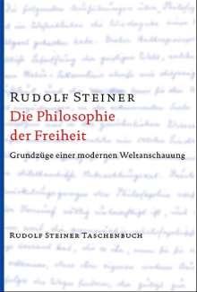 Rudolf Steiner: Die Philosophie der Freiheit, Buch
