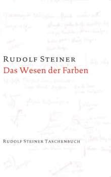 Rudolf Steiner: Das Wesen der Farben, Buch