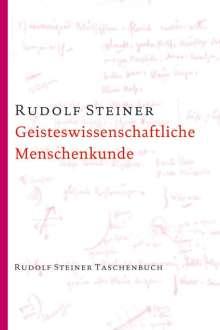 Rudolf Steiner: Geisteswissenschaftliche Menschenkunde, Buch