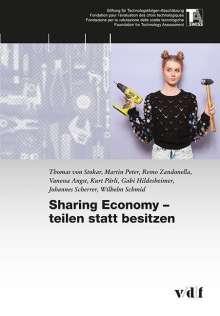 Thomas von Stokar: Sharing Economy - teilen statt besitzen, Buch