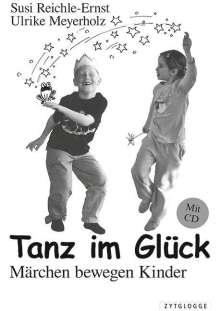Susi Reichle-Ernst: Tanz im Glück, Buch