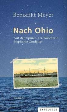 Benedikt Meyer: Nach Ohio, Buch