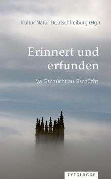Monique Baeriswyl-Mauron: Erinnert und erfunden, Buch
