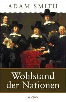 Adam Smith: Wohlstand der Nationen, Buch