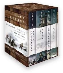 Jack London: Romane und Erzählungen, Buch